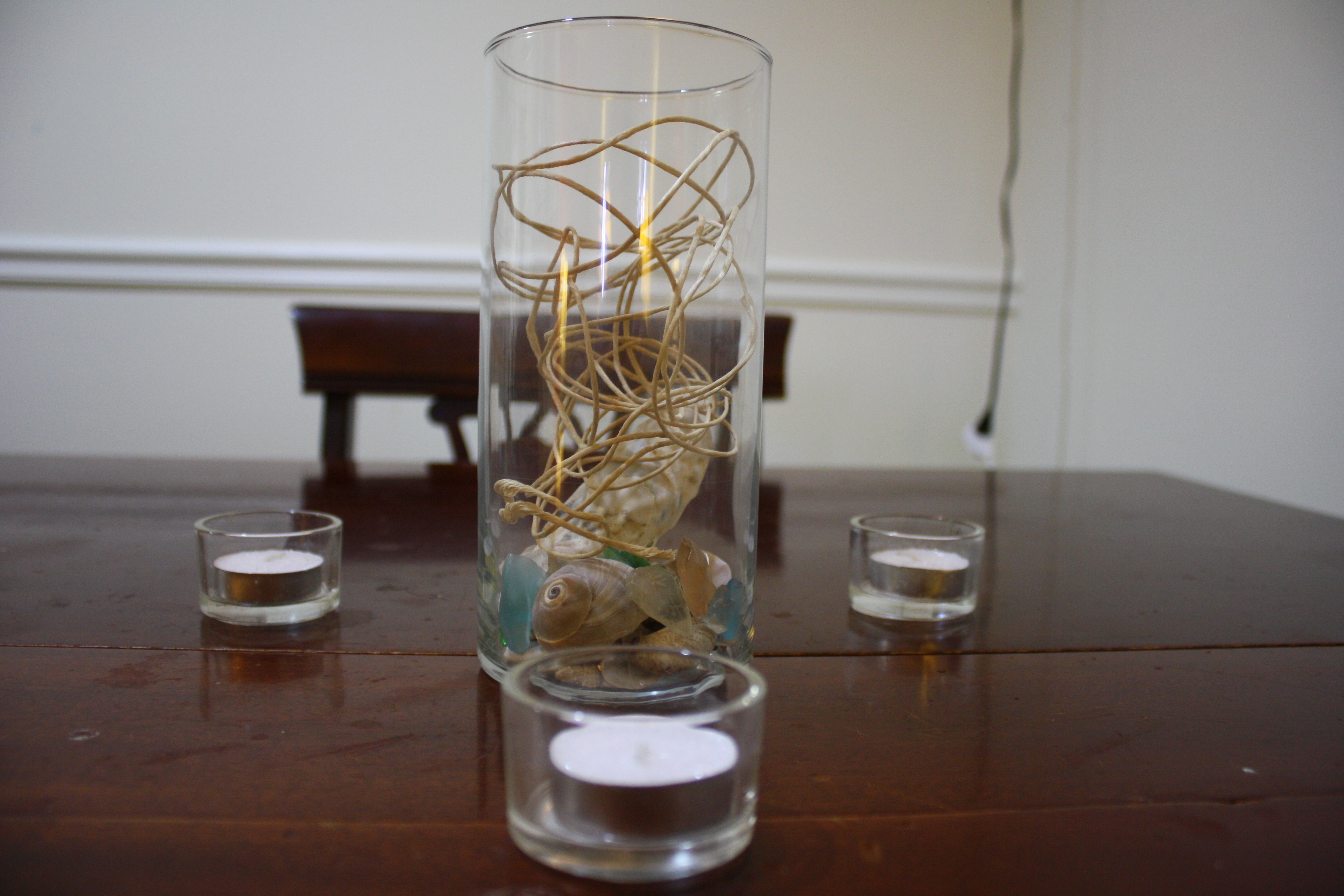 Dollar Store Centerpieces After The Knot
